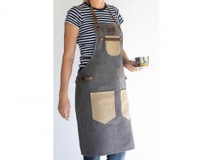 Canvas & Leather Aprons