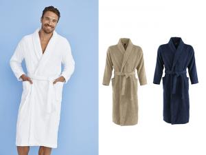 Deluxe Unisex Cotton Bathrobes