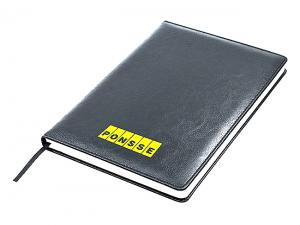 PU Leather Padded Cover Notebooks (A5)