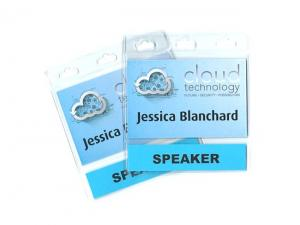Lanyard ID Business Card Holders