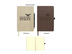 Wood Look Notebooks (A5)