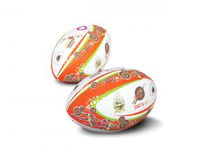 Pro Junior Rugby Balls (Size: 4)