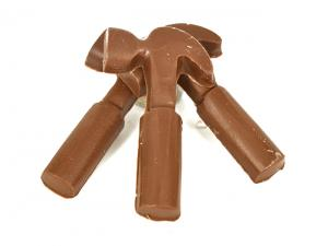 Chocolate Hammers
