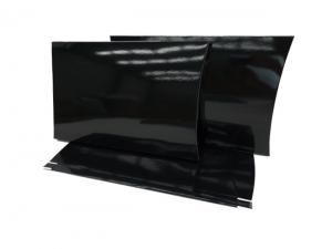 Black Packaging Pillow Boxes (Small)