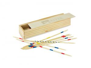Game On Wooden Pick Up Sticks