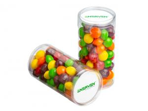 Skittles Filled PET Tubes (100g)