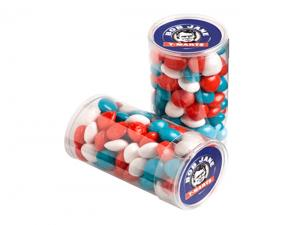 Chewy Fruits Filled PET Tubes (100g)