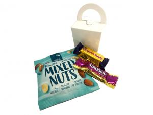 Chocolate And Nuts Filled Care Packages (Small)