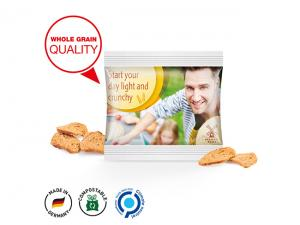 Whole Grain Bread Chips Bags (9g)