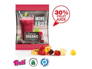 30% Fruit Juice Jelly Bear Bags - Mini (15g)