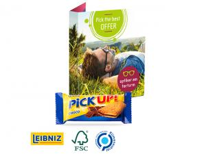 Promotion Cards With Leibniz Biscuit (10g)