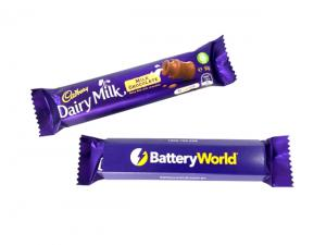Cadbury Dairy Milk Chocolate Bars (50g)