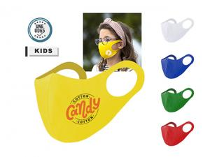 Reusable Kids Soft Shell Face Masks