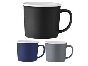 Matte Ceramic Coffee Mugs (350ml)