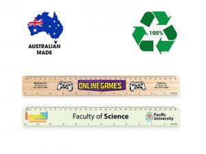 Australian Made Eco Rulers (30cm)