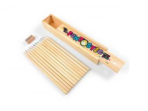 Eco Pine Wood Briefpapier-Sets