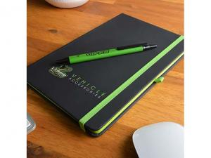 Avent PU Notebooks (A5) With Pen