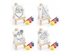 Mini Canvas Painting Sets