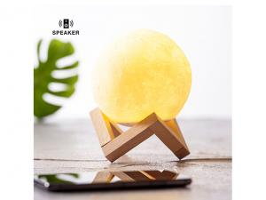 Bluetooth Moon Light Speakers