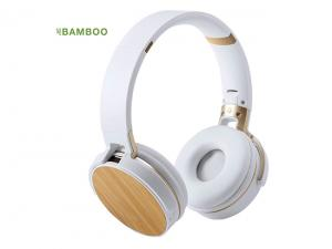 Bamboo Bluetooth Headphones