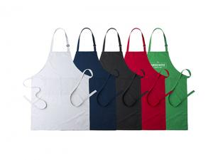 Cotton Polyester Aprons With Adjustable Neck Strap