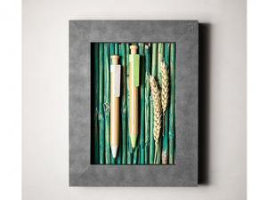 Becs Bamboo Wheat Straw Pens