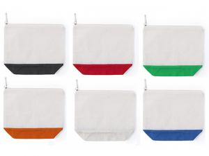 100% Cotton Beauty Bags (140gsm)