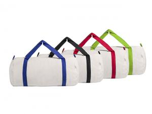 100% Cotton Duffle Bags