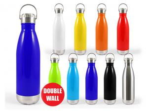 Miracle Double Walled Bottles With Hanger Lid (500ml)