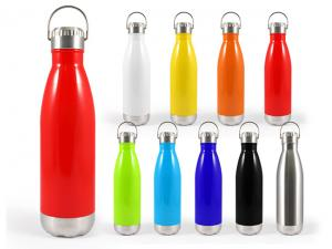 Miracle Single Walled Bottles With Hanger Lid (700ml)
