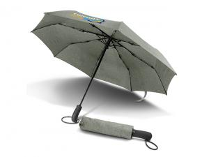 Heather Grey Compact Umbrellas (53cm)