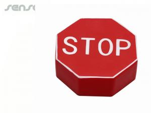 stop sign stressball