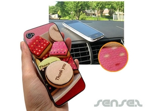 Silicone Anti Slip Mobile Phone Sticker
