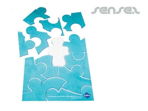 Custom Shaped Jigsaw Magnet