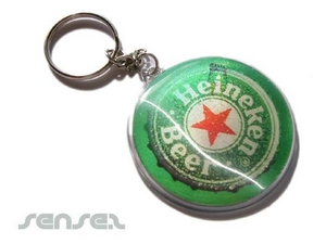 Lenticular Key Chains