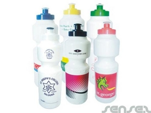 Water Bottles 750ml (BPA Free)