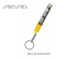 Liquid Stick Key Chains