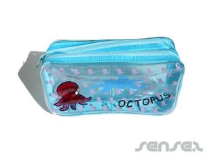 Liquid Filled Pencil Cases