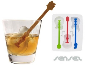 Guitar Ice Trays