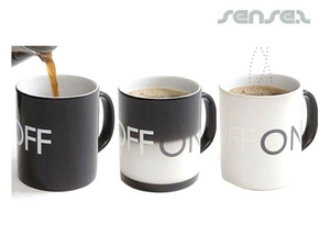 Heat Reveal Mugs