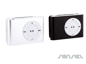 iPod Style MP3 Players