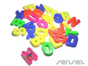 Magnetic Plastic Letters