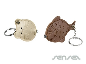 Leather Key Chains Or Torches