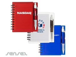 Notepad and Pen Set