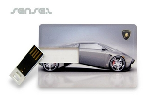 Super Slim Karte USB Sticks (4GB)