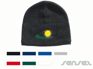 Acrylic Polar Fleece Beanies