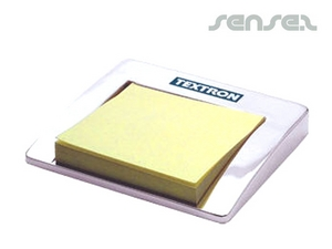 Sticky Notes With Holder