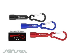 Carabiner Torch Key Chains