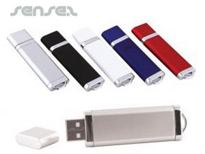 Metallische USB-Sticks (4 GB)