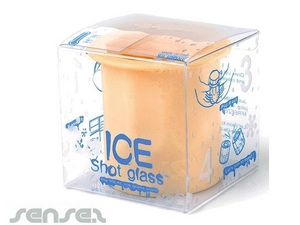 Einzel Ice Shot Glasses